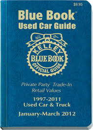100 Truck Book Value Kelley Blue Used Car Guide Consumer Edition JanuaryMarch 2012
