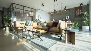 100 Flat Interior Design Images Mumbai Smart Ideas And An Open Plan Create The Illusion Of