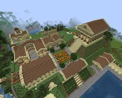 Pumpkin Farm Minecraft 111 by Ancient Rome Greece Inspired City Update Survival Minecraft