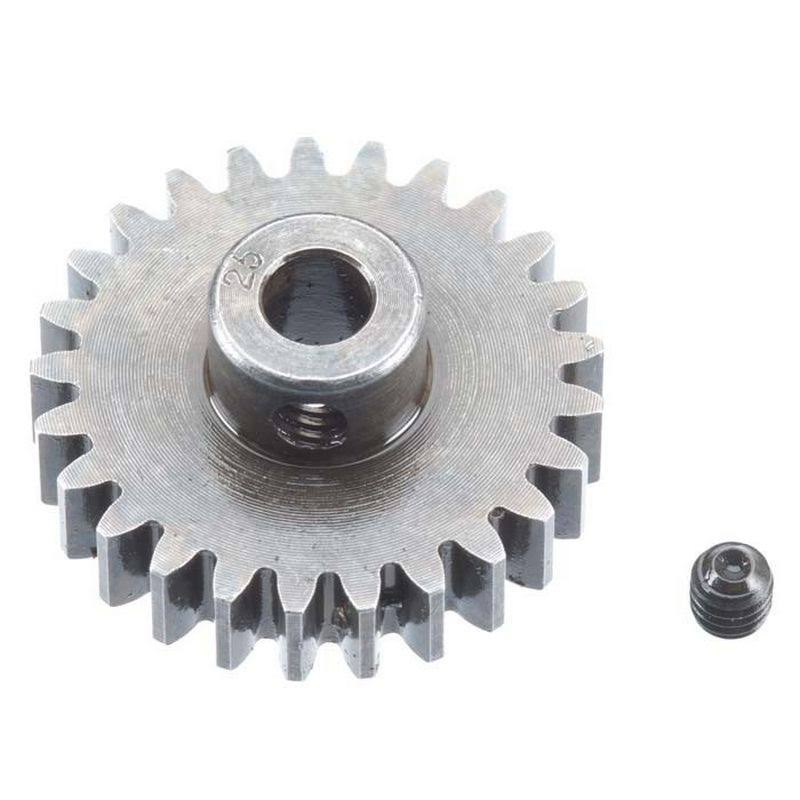 Robinson Racing Xtra Hard RC Vehicle Pinion Gear - 5mm, 25 Teeth