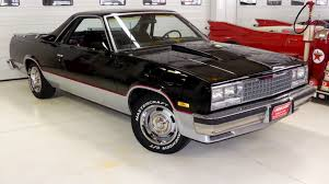 100 1986 Chevy Trucks For Sale Chevrolet El Camino Stock 915965 For Sale Near Columbus OH