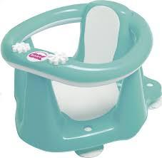 siege de bain beaba ok baby anneau de bain flipper evolution turquoise dreambaby
