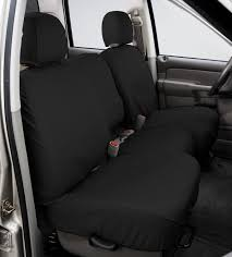 Amazon.com: Covercraft SeatSaver Front Row Custom Fit Seat Cover For ...