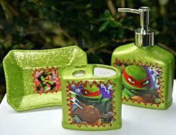 Ninja Turtle Themed Bathroom by Ninja Turtle Robe Size 6 Target Bathrobe Teenage Mutant Theme Glow