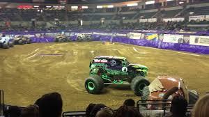 100 Monster Trucks Nj Grave Digger At Jam Trenton NJ YouTube