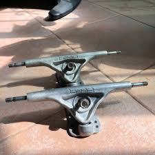 Bear Grizzly 840 Longboard Trucks, Bicycles & PMDs, Personal ...