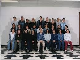 lycee pasteur mont roland photo de classe seconde de 2003 lycée polyvalent privé pasteur