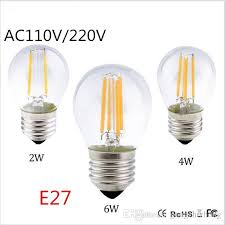 bright led l e27 led filament light retro led edison bulb