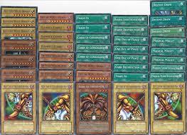 yugioh draw exodia 40 card deck free