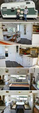 Shasta Camper Remodels Old Cheap Trailer Popup Living Room Best Remodeling Category With Post