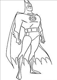 Best Free Batman Coloring Pages 81 For Download With