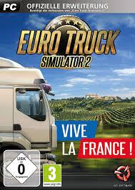 Euro Truck Simulator 2: Vive La France [PC] (Add-On): Amazon.de: Games