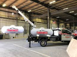 100 Propane Trucks Transwest Trailers Announces Two New Additions To Inventory For