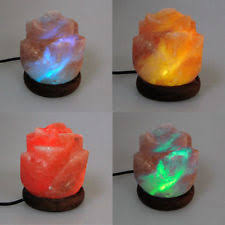 Pyramid Salt Lamp Ebay by Crystal Usb Modern Lamps Ebay