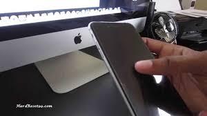iPhone 6 Plus 64GB Hard Reset Factory Reset & Password Recovery