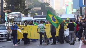 Brazil: Sao Paulo Drivers Protest Rising Fuel Prices Amid Truck ... Brazil Close To Paralysis As Truckers Strike Stops Fuel Deliveries Union Join At Port Metro Vancouver Truck Driver Strike Youtube Irian Truckers Launch Another Protest Rising Costs A Look Behind Baylor Truckings Pay Raise And Dc Truck 1940 Ca 3 This Image Is Of An Unidenti Flickr Drivers Vow Shut Down Ports Over Emissions Rules Crosscut Security Forces Deployed Trucker Upends Brazilian Economy Suspend Government Subsidize Diesel Trucking Begins Long Beach Los Angeles Press Mumbai Supplies To Be Hit As Allindia Enters Day 4