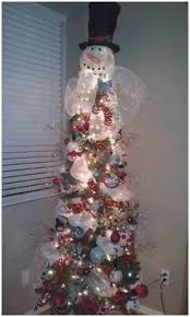 How To Make A Snowman Christmas Tree Decoration Amazing 1000 Images About On Pinterest