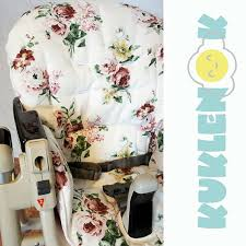 Peg Perego Prima Pappa High Chair by Peg Perego Prima Pappa Diner High Chair Cover Flowers