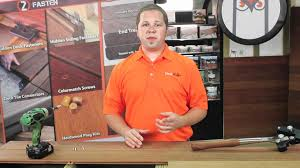 Camo Deck Fasteners Nz by Wise Up The Importance Of Pre Drilling Hardwood Decking Youtube