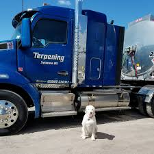 100 Terpening Trucking Co Inc Cargo Freight Company Syracuse New