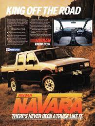 100 Old Nissan Trucks 1986 Navara Dual Cab 24 Litre Petrol Or 25 Litre