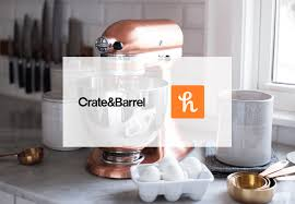 8 Best Crate And Barrel Coupons, Promo Codes - Dec 2019 - Honey Branson Belle Coupons Discounts Just Mayo Secure 100 Uber Promo Code For Existing Users November 2019 The Best Deals For The Home Cook On Black Friday Kitchn Causebox Coupon Save 15 Off Your First Box Taskworld Coupon Code Caribou Coffee Halloween Macys Black Friday Watsons Malaysia Promo Cb2 Coupons Codes Free Shipping June 2018 Last Day Flash Sale Ways To At Crate Barrel Creditcom 10 Off Buy Craft X Fighting Discount Planet Fitness Sales 2017 Goods Apartment