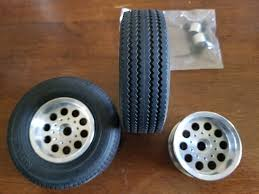 1/14TAMIYA SEMI TRUCK Wide Front Rims And Tires - $30.00   PicClick Otr American Racing 225 Black Alinum Octane D Style Front Truck Wheel Buy Cosco 10 In X 3 Flatfree Replacement Wheels For Hand Trucks 2 Chrome Plated Rims Of Semi Trailers For Autograph Alloy By Tsw Hubcap Spikes Decorative Or Dangerous The News Ford F2f350dodgechevygmc Dually Custom Semi Cversion Tires Princess Auto Super Duty With Racelegalcom 2012 Rim Polisher On Polishing Youtube Inside