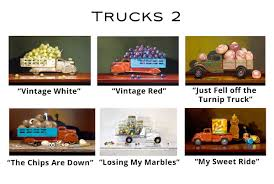 Trucks 2 - Greeting Cards - Richard Hall Fine Art Dropping Like Flies People Are Quitting Or Falling Behind Because Ligcoinn Turnip Truck Productions Pinterest Donald Rumsfeld Quote I Suppose The Implication Of That Is Who Fell Off Just Fell Turnip Truck Visual Pun Pating By Richard Hall Hornswoggled Welcome To Gerald Missourah Town Did Just The Right Pig Buying A Small Business Othalafehus Blog 21 Superboats Still Being Made Page 2 Offshoreonlycom Msionaccompshedmygijoeflagrichardhastilllifejpgv1475792401