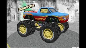 100 Destroyer Monster Truck S Racing Game Complete All Levels