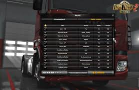 100 Radio For Trucks Hungarian Stations For Ets2 ETS 2 Mods Euro Truck