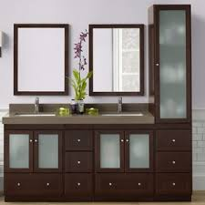 Bathroom Vanity With Tower Pictures by Ronbow Wayfair