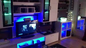 gaming desk setup ideas ikea novocom top