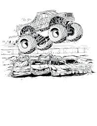Monster Truck Coloring Pages Via 77 Inspiring Color Colorado ... Coloring Pages Monster Trucks With Drawing Truck Printable For Kids Adult Free Chevy Wistfulme Jam To Print Grave Digger Wonmate Of Uncategorized Bigfoot Coloring Page Terminator From Show For Kids Blaze Darington 6 My Favorite 3