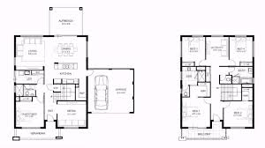 100 Rectangle House Pretty 2 Story S Plans Upstairs Surprising Plan Floor