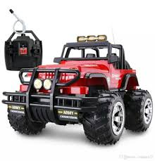 100 Go Cars And Trucks Cross Country Climbing Vehicle Super Large Remote Control Racing Car