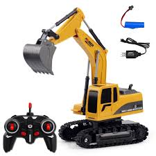100 Fastest Rc Truck 2019 Fashion Toy Remote Control Excavator Vehicle 6
