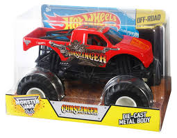 Hot Wheels Monster Jam 1:24 Scale Gunslinger Vehicle, Die-Cast ... New Orleans La Usa 20th Feb 2016 Gunslinger Monster Truck In Southern Ford Dealers Central Florida Top 5 Monster Truck Image Tuscon 022016 Posocco 48jpg Trucks Wiki News Tour Of Destruction Tour Of Destruction Freestyle Jam World Finals 2002 Youtube Jan 16 2010 Detroit Michigan Us January