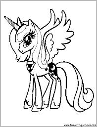 Mylittlepony Coloring Pages
