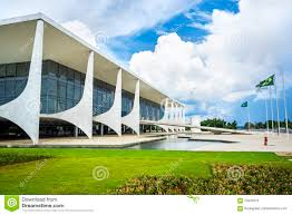 100 Where Is Brasilia Located Planalto Palace In Brazil Editorial Stock Photo