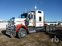 2014 KENWORTH W900 Sleeper Truck Tractor (Tri/A) | Ritchie Bros ...