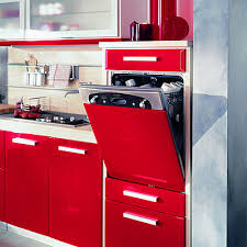 cuisine lave vaisselle une cuisine ergonomique