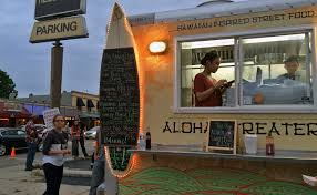 100 Food Trucks In Columbus Ohio Aloha Streatery Brings Hawaiian Cuisine To The Streets Of