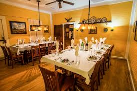 Enjoy Regional Coastal Cuisine The Lodge On Little St Simons