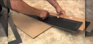 how to install your own floating vinyl plank flooring in your home