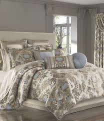 J Queen Luxembourg Curtains by J Queen New York Jordyn Olivia Floral Comforter Set Dillards
