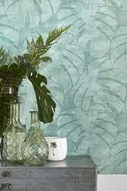 hochwertige tapete anagan grün im jungle trend tapeten