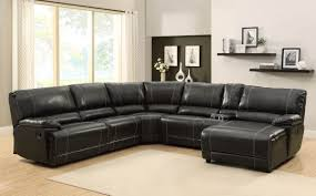 Poundex 3pc Sectional Sofa Set by Klaussner Home Furnishings Sectional Earth Drew Sectional Sofa And