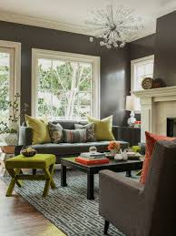 Living Room Decorating Brown Sofa by Brown Sofa Decorating Living Room Ideas Bhg Centsational Style