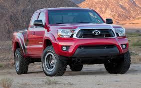 2014 Toyota Tacoma   Top Speed