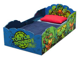 Ninja Turtle Twin Bedding Set by Delta Children Teenage Mutant Ninja Turtles Toddler Bed U0026 Reviews
